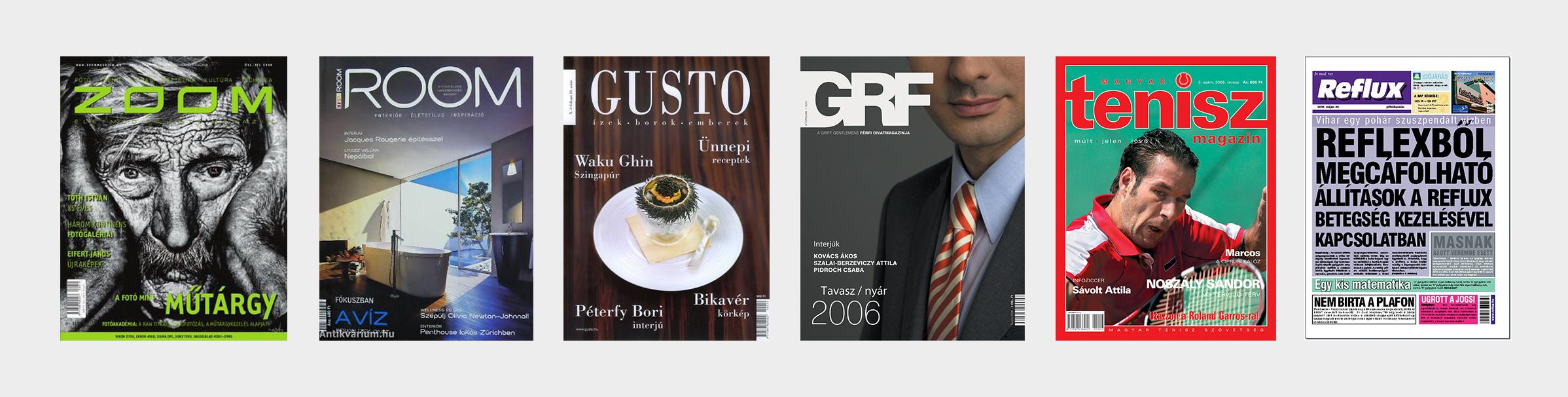 Content references - magazinok
